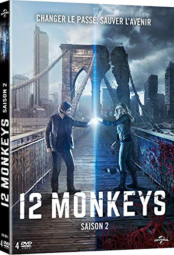51z46eS9XJL. SL500  - 12 Monkeys Saison 4 : Syfy annonce une diffusion sur 4 semaines cet été pour l'ultime saison