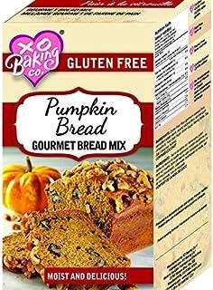 Sponsored Ad - XO Baking Gourmet Pumpkin Bread Mix - Flavorful Moist Gluten Free Pumpkin Bread - No Preservatives or Artif...