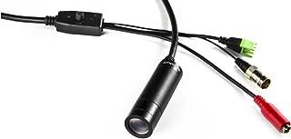 Marshall CV225-M Pro Series 2.5MP Full HD Weatherproof Lipstick Camera (25/30/50/60 fps), 1/3-inch 2.5 Megapixel CMOS Sensor, Horizontal More than 1000 TVL, 16:9 Progressive Scan