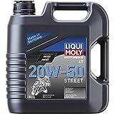 LIQUI MOLY 1696 Motorbike 4T 20W-50 Street 4 l