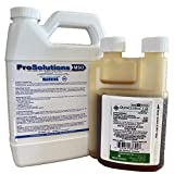 Quinclorac 1.5L Select (Liquid Crabgrass Killer) 7.5 Ounce and Necessary MSO (Methylated Seed Oil) Quart Combination