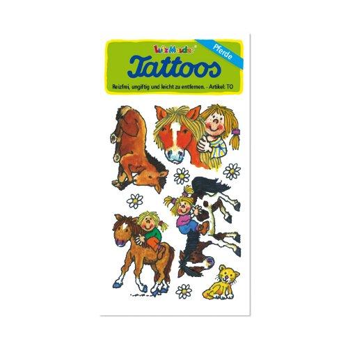 Lutz Mauder Lutz mauder44601My Pony Tattoo (One Size)
