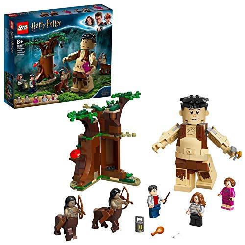 LEGO75967HarryPotterForbiddenForest:Umbridge'sEncounterBuildingSetwithGiantGrawpand2CentaurFigures