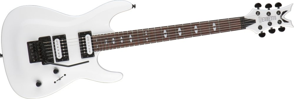 Cheap Dean Vendetta 4.0 Electric Guitar with Floyd Rose Classic White Black Friday & Cyber Monday 2019