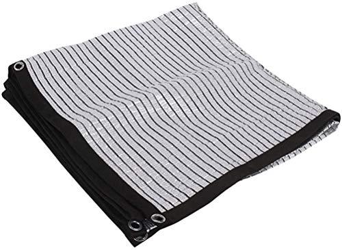 CSD Malla De Sombra Reflectante Que Cubre La Malla De Sombra De Papel De Aluminio Blanco (Size : 1x4m)