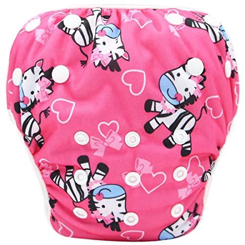Vektenxi s Baby-Schwimmwindeln, Wiederverwendbare waschbare Schwimmwindel-Shorts für Jungen und Mädchen N Langlebig und nützlich