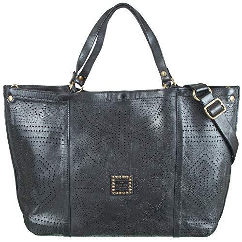 Campomaggi Shopper Tasche Leder 40 cm