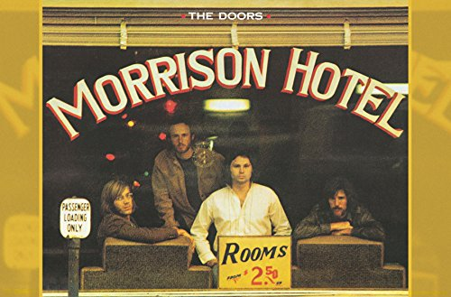Trends International the Doors-Hotel Wall Poster, 22.375
