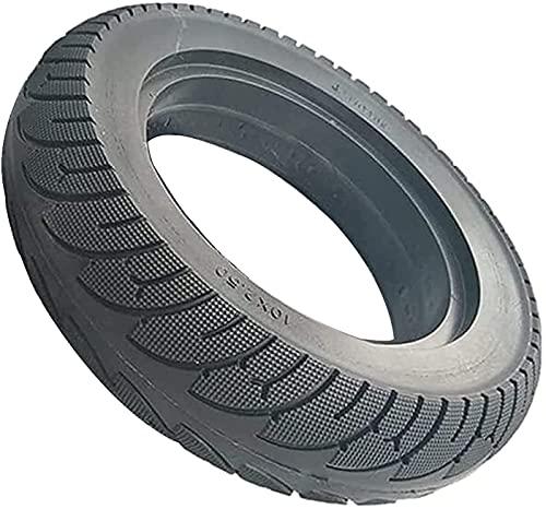 SXFYHXY Neumáticos De Scooter Sólido 10x3.0 a Prueba De Explosiones, Neumático Sin Mantenimiento Y Resistente a Los Pinchazos