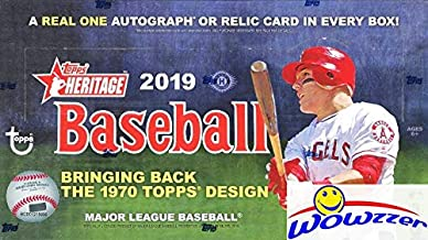 topps heritage 2019