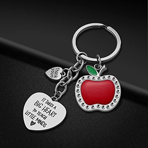 Teacher Gifts for Women - 3PCS Teacher Keychain, Teacher Appreciation Gifts, Teacher Christmas Valentines Gifts Thank You Gifts for Teacher Photo #8