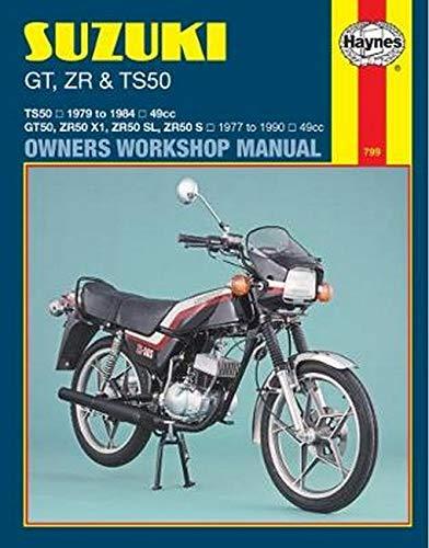 Suzuki GT, ZR & TS50 (77 - 90)