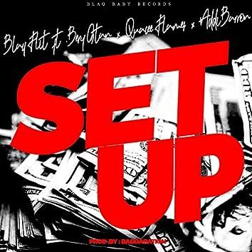 Setup (feat. Berry Stan, Quacee Flames & Addi Baron)