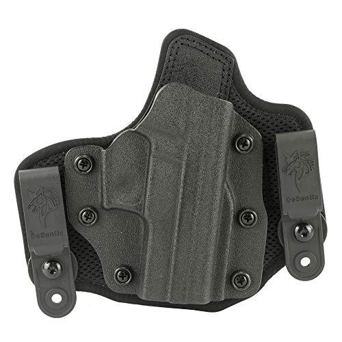 DeSantis Infiltrator Air Sig P229, P229R, P229DAK, P220, P220R M78KAF4Z0, Color, Right, Black