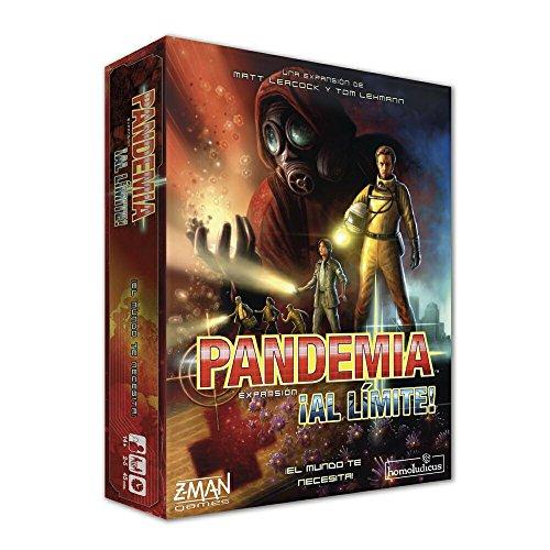 Devir - Pandemia: al límite (HLPANDLIMITE)