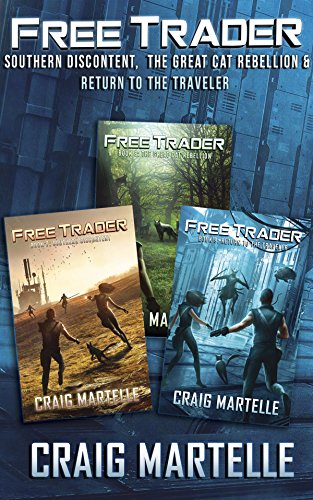 Free Trader Box Set - Books 7-9: Southern Discontent, The Great Cat Rebellion, Return to the Traveler (The Free Trader Box Sets Book 3) (English Edition)
