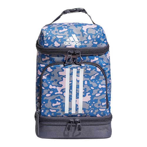 clear backpack with lunch box