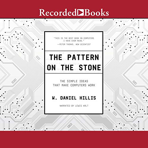 The Pattern on the Stone audiobook cover art