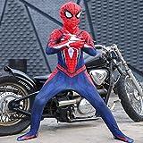 EQWR Haute Qualité PS4 Adulte Spiderman Costume Jeu Insomniaque Plus...