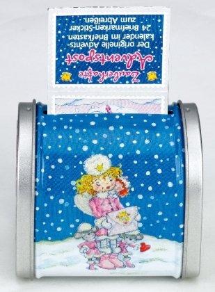 Zauberhafte Adventspost von Prinzessin Lillifee!: Briefkasten-Adventskalender