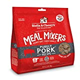 Stella & Chewy's Freeze-Dried Raw Purely Pork Meal Mixers Dog Food Topper, 3.5 oz