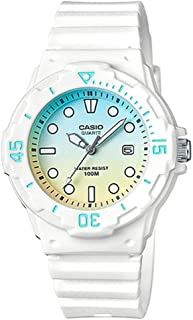Casio Women's Dial Resin Band Watch - LRW-200H-2E2VDF