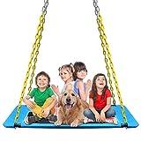 KKTour Platform Tree Swing 60inch Kids Adults...