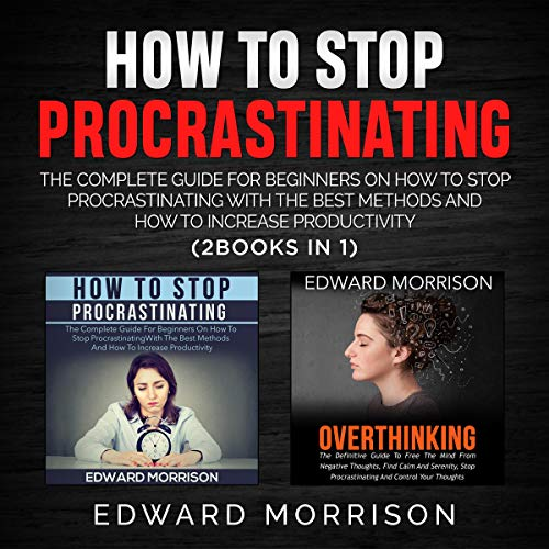 How to Stop Procrastinating cover art