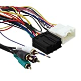 Axxess MITO-01 Amplifier Interface Harness for Select 2006-2008 Mitsubishi Vehicles,BLACK