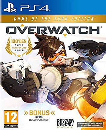Overwatch Goty [Playstation 4]