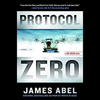 Protocol Zero audiobook cover art