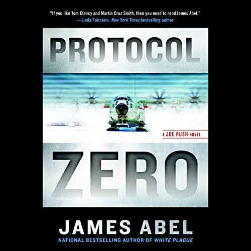 Protocol Zero audiobook cover art