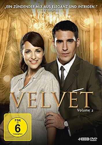 Velvet - Volume 2 [4 DVDs]