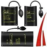 Bomba De Aire Cuña,AUCMA 3pcs Cuña de aire con una cuña roja Alineación de la bomba Cu...
