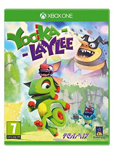 Yooka Laylee - Xbox One [Importación italiana]