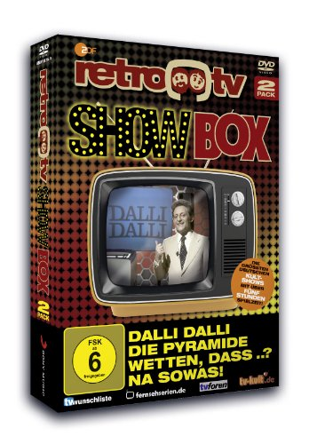 Retro TV Show Box [2 DVDs]