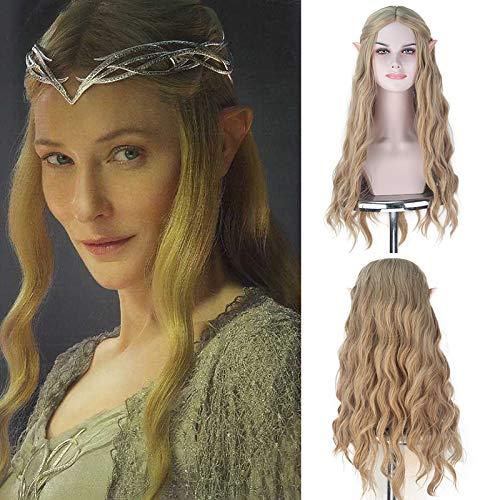 conseguir pelucas cosplay rubias on line