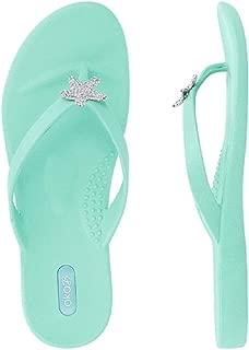 Faith Oka B Salt Womens Flip-Flop Size 7M Oka B