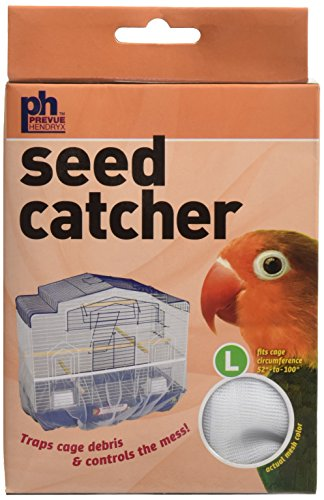 Prevue Pet Products Mesh Bird Seed Catcher 13