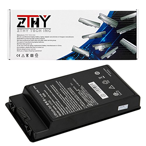 ZTHY New U12C Laptop Battery Replacement for Durabook U12C Scud Series 11.1V 5.2Ah 57Wh