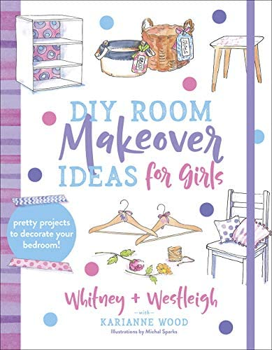 DIY Room Makeover Ideas for Girls Pretty Projects to Decorate Your Bedroom product image
