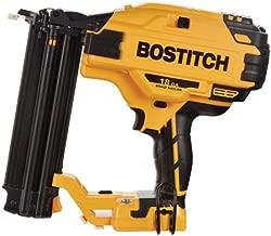 BOSTITCH 20V MAX Cordless Brad Nailer, 18GA, Tool Only (BCN680B)