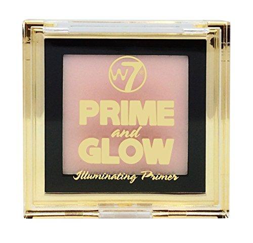 W7 Prime & Glow Illuminating Primer, 2er Pack(2 x 4 grams)