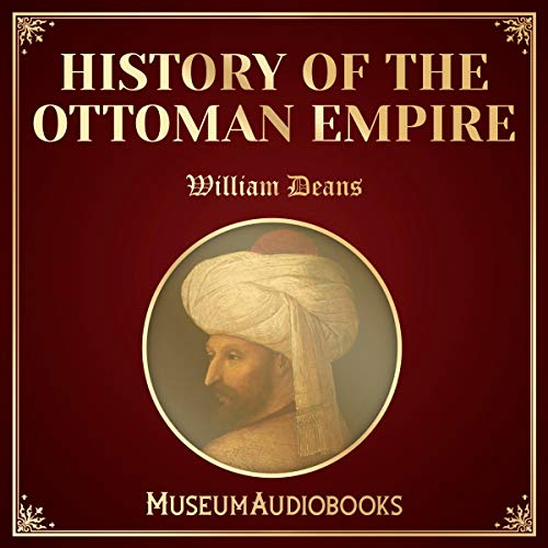 Couverture de History of the Ottoman Empire