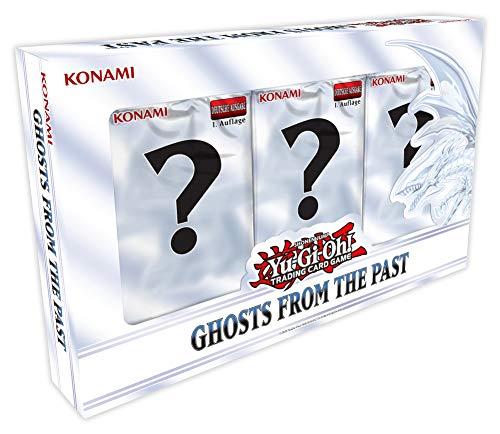 Konami - Ghost from The Past - Display 5 Boxen - Yu-Gi-Oh - Deutsch - 1. Auflage - OVP