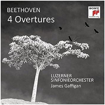 Beethoven: 4 Overtures