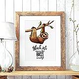 ilka parey wandtattoo-welt® A3 Print Illustration Poster
