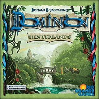 Dominion - Hinterlands [ドミニオン 後背地]