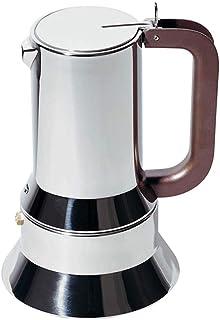 Cafeteras de expreso con estufa de vapor Mocha Máquina de acero inoxidable Olla Mocha Espresso Coffee Pot Hogar uso en el ...