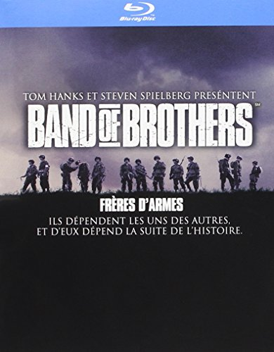 Coffret band of brothers - frères d'armes [Blu-ray] [FR Import]